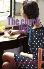 The Check List by polarid5