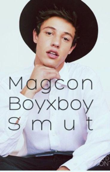 Magcon boyxboy Smut