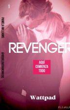 Revenger by BookLoverandMusic