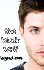 The Black Wolf by legend-S94