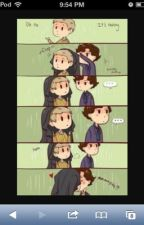Johnlock Texts by Johnlocktheonlyship