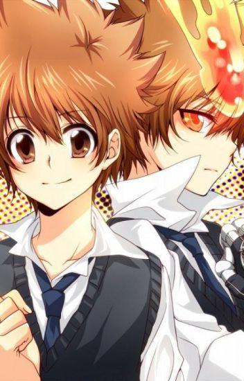 [KHR] Anh em sinh đôi nhà Sawada