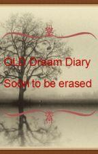 Dream Diary by IamFictionFan
