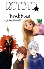 The Big Four Drabbles by callmearenegade