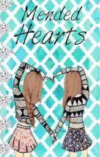 Mended Hearts(A Carl Grimes Love Story) by SplashGirl3