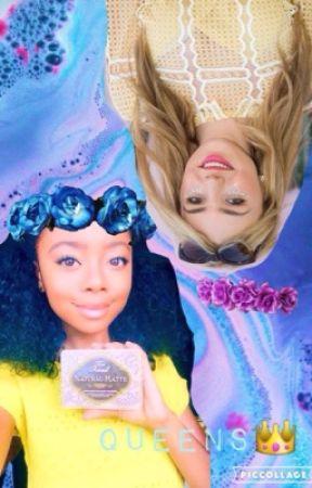 queens • ask emma and zuri by ZuriRossx_