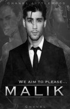 Malik - Z.M (Book 1, Malik Series) by malikchvnel