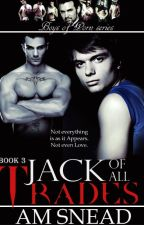Jack of all Trades (Boys of Porn - Bk 3) by AMS1971