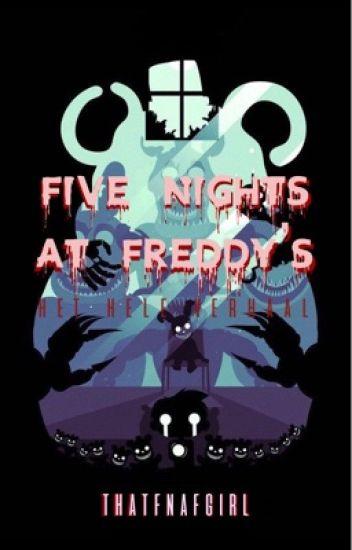 Five nights at Freddy's: het hele verhaal • FNAF boek 1 (voltooid)