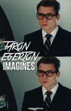 taron egerton imagines; by taronegerton