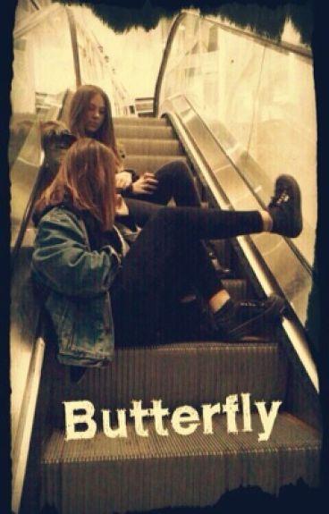 Butterfly by ekatenok