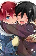 [Free!] My first love (RinHaru, NijiSaku) by NicaMatsuoka