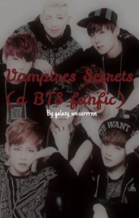 Vampires secrets ( a BTS fanfic) by galaxy_unicorn____