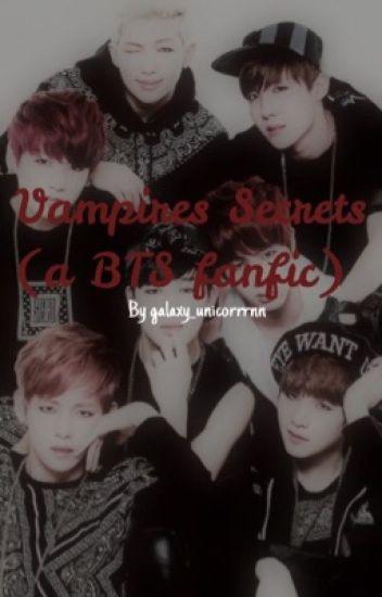 Vampires secrets ( a BTS fanfic)