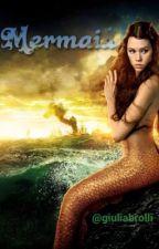 Mermaid by giuliabrolli