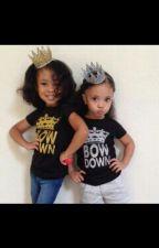 Daddy's little girls by ForeverKingLA