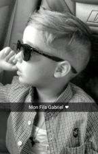 Mon fils Gabriel by Dflorine