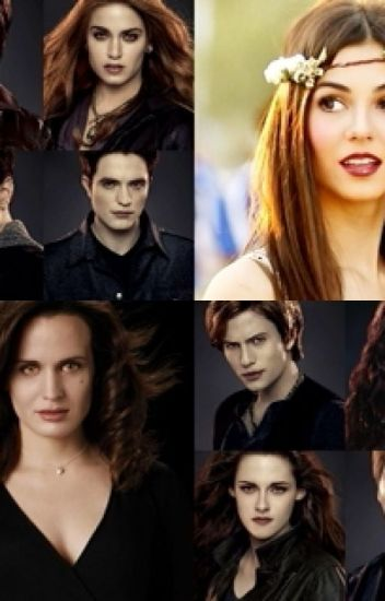 Meine Neue Familie, die Cullen's
