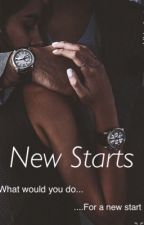 New Starts (The Billionaires Son Sequel) by kikiceleste_