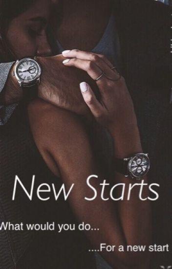 New Starts (The Billionaires Son Sequel)