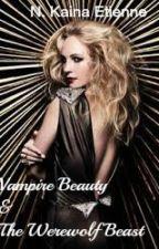 Vampire beauty and the Werewolf beast  by neyoukk22