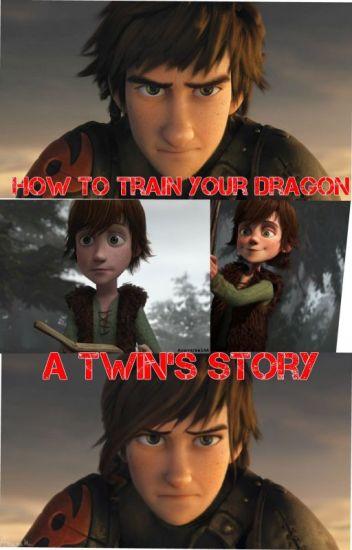 How To Train Your Dragon, A Twin's Story - FireBlaze1901