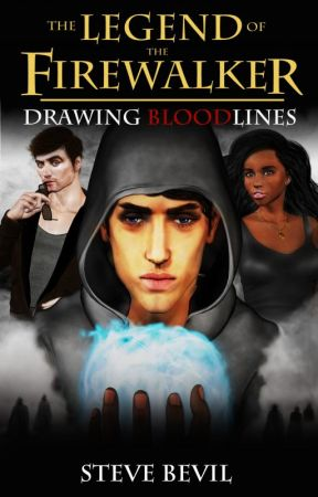 Drawing Bloodlines (Book #2, PREVIEW) by SteveBevil