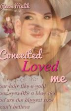 احبنى مغرور conceited loved me by ReemFrozen