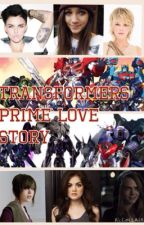 Transformers Prime Love Story by Agent_Rinzler