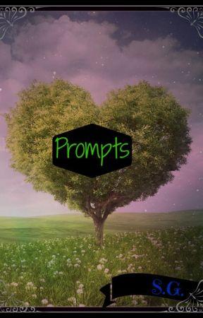 Prompts by SenFalconshire13
