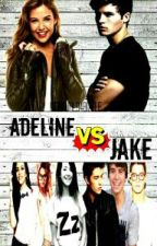 Adeline v/s Jake by Kidrauhl94Bizzle