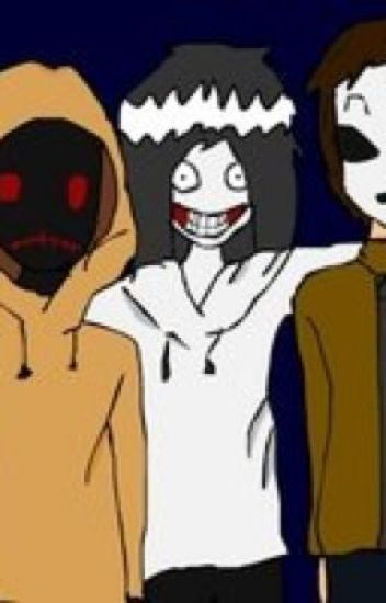 Jeffs New School Jeff Tthe Killer Masky Hoodie And Eyeless Jack