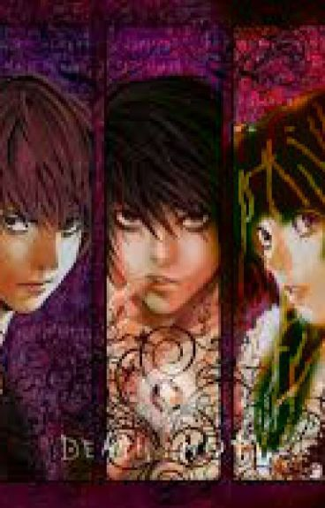 Justice- A Death Note Fanfic (LxOC)