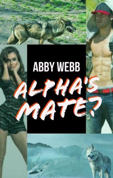 The Alphas Mate?