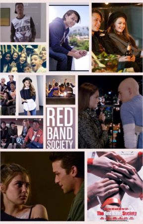 Alex Carter: A Red Band Society Fanfiction by pseudonym_3