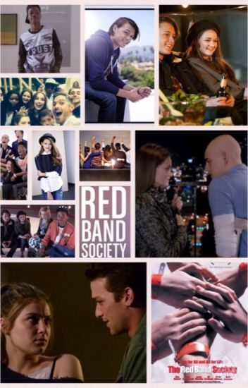 Alex Carter: A Red Band Society Fanfiction