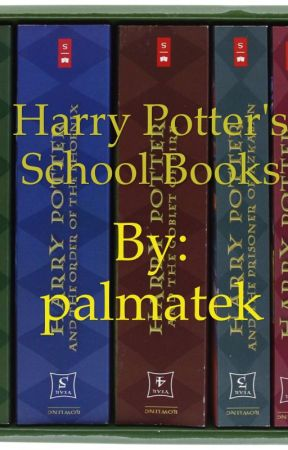 Harry Potters School Books Please Comment On Ideas For Books