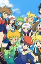 Oneshots: Pokemon Special by UniversalPlatinum
