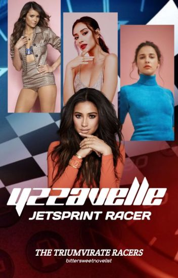 The Triumvirate Racers (Book 2): Yzzabelle Clayworth