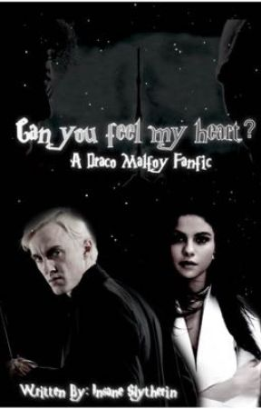 Crossed Dimensions (a Draco Malfoy Fanfic) by InsaneSlytherin