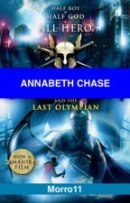 Annabeth Chase and the Last Olympian by Morro11