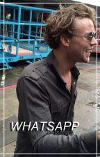 whatsapp ; afi by lukeismyart