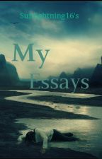 My Essays by sunlightning16