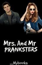 Mr. and Mrs. Pranksters by _MyBooks