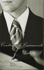 Contrato de Casamento by IzabellyP