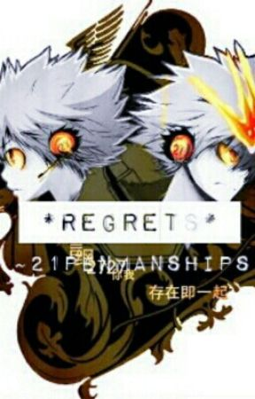 Regrets by 21penmanships