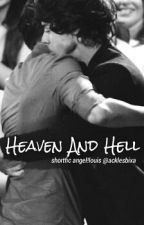 Heaven And Hell (angel!louis) by theherocrow