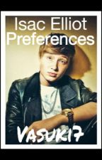 Isac Elliot preferences by Vasuki7
