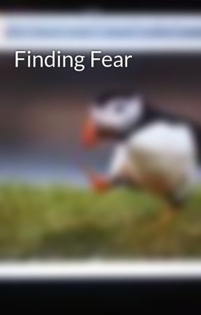 Finding Fear by xlr83r