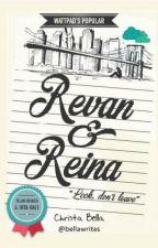 Revan & Reina by bellawrites